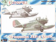 Pavla 72056 Model Kit 1/72 Grumman J2F-5/6 Duck